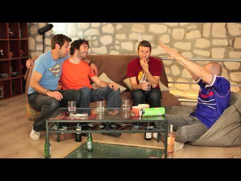 Mater un Match avec un pote qui ne boit pas d'alcool