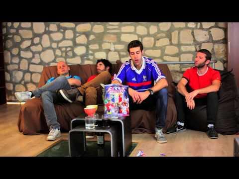 Mater un match avec un fan d'albums panini