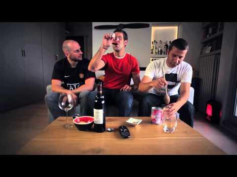 Mater un Match avec un pote exigeant en vin