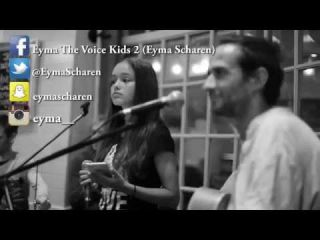 "Eyma ""Radioactive"" (cover)"