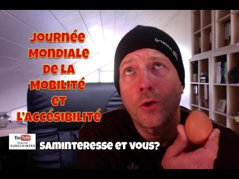 Journée Mondiale de la Mobilité et l'Accessibilité