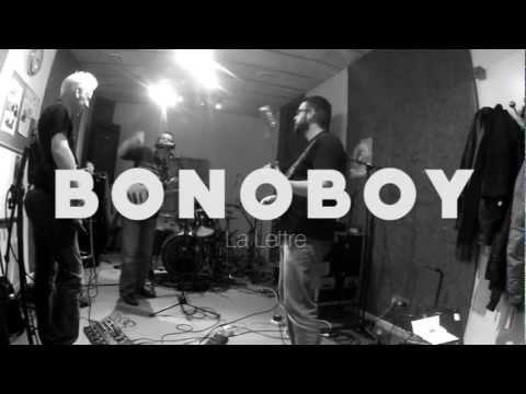 """BONOBOY """"La lettre"""" CLIP LIVE au STUDIO 9"""