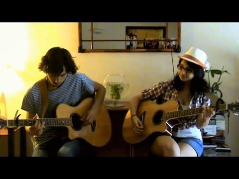 Big Jet Plane - Angus & Julia Stone (Jikaëlle & Morgan)