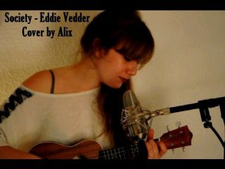 Society - Eddie Vedder (Ukulélé COVER by Alix)