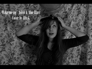 Wake me up - Avicii & Aloe Blacc (COVER by Alix G.)