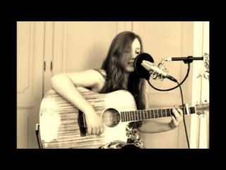 Blowin' in the wind - Bob Dylan (COVER by Alix G.)