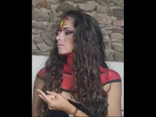 Vidéo Marvel Make Up