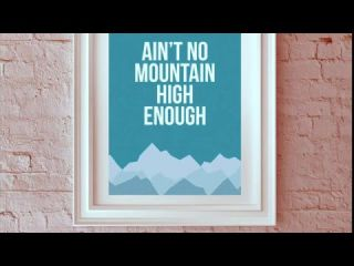 [Cover] Meltin Box & Stella Gauthier - Ain't no mountain high enough
