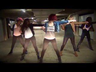 Beyoncé 7/11 - Choreography by Magalie Gérard