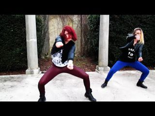 "NICKI MINAJ ""TRINI DEM GIRLS"" _ Magalie Gérard choreography @NickiMinaj"