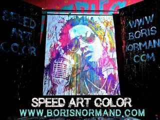 www.borisnormand.com / Speed Art Color