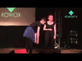 "2ème Show KOWOK ""Putain de Talents"" (18/09/215) : Clotilde et Jason"