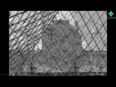 La pyramide du Louvre sous l'objectif de Zabou Photographe