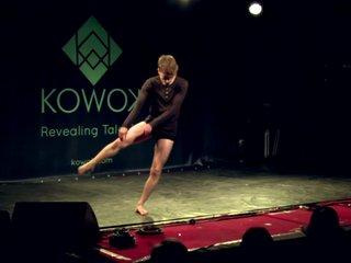 1er Show Putain de Talents au New Morning - P'ti Micka