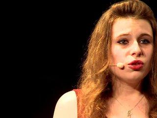 1er Show Putain de Talents au New Morning - Eugénie Glaesener