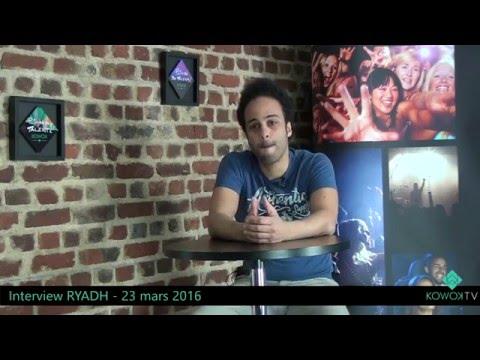 """Interview Ryadh et Clip """"Sous France"""" - 23 mars 2016"""