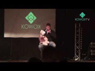 """2ème Show KOWOK """"Putain de Talents"""" (18/09/215) :  Yaya et Abdel"""