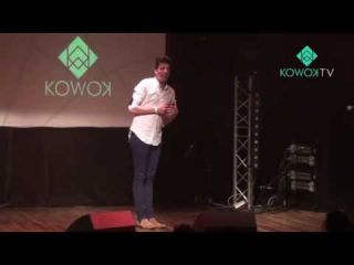 "2ème Show KOWOK ""Putain de Talents"" (18/09/215) :  Jeremy James"