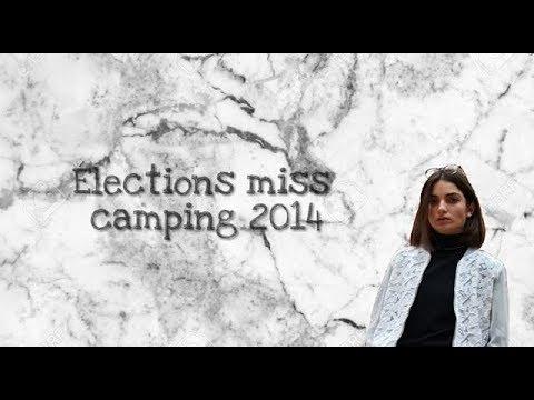 Fanny aime la dance au camping