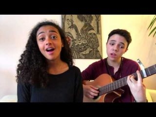 Elvis Presley - Can't Help Falling In Love - Lucie Vagenheim & Gianni BEE  The Voice 6
