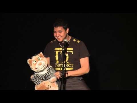 Yaya et abdel : Le ventriloque pas comme les autres
