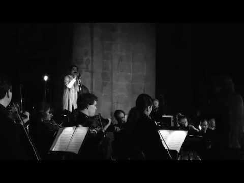 melanie de biasio with strings