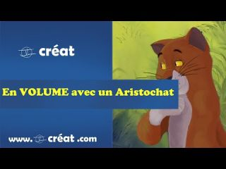 [ Paint over ]  Dessiner en VOLUME avec un ARISTOCHAT