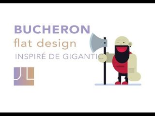 BUCHERON - flat design - inspiration gigantic