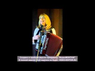 Marie-Elyse chante Edith Piaf