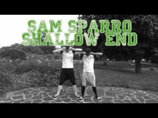"TSC Official Choreography | CiZi & FlowNets - Sam Sparro "" Shallow End """