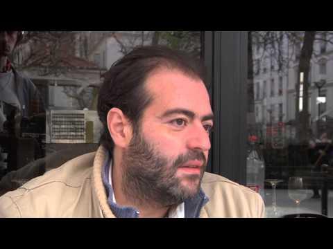 Interview de Tarek au sujet du graffiti et du street art