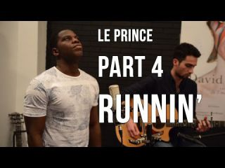 Runnin' (Lose it All) - Le Prince - Naughty Boy ft. Beyoncé, Arrow Benjamin Cover | Acoustic S