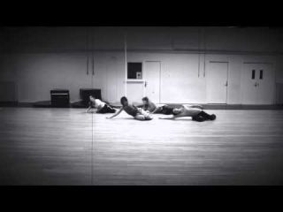 The XX - Intro - Compagnie Fusions -  MJ Girls Entrainement