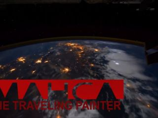 the traveling painter