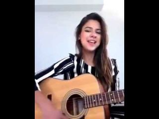 Marcel - french love song by Aurelie Laffont, guitare/voix