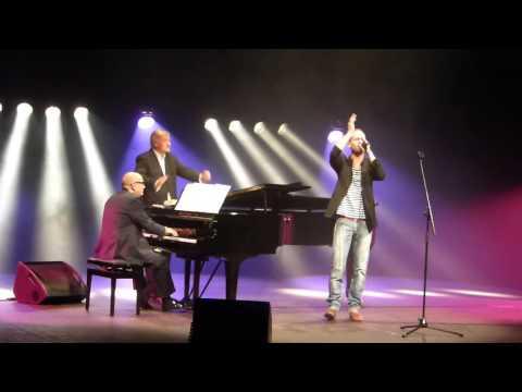 Pierre PORTE & SWANN FERRET - Crier la vie (Piano - Voix)