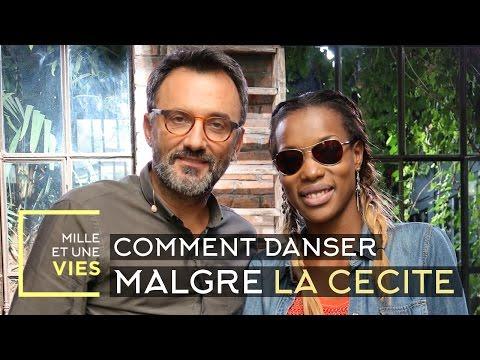 Être aveugle au quotidien, Fabienne Haustant danse les yeux fermés - Mille et une vies
