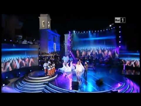 DANIEL PANETTA (WITH DESIREE CAPALDO)-HALLELUJAH-UNA VOCE PER PADRE PIO 2012