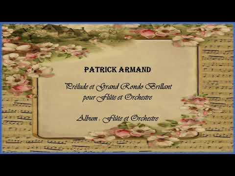 Prélude et Grand Rondo Brillant pour Flûte et Orchestre