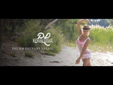 """Pas un pas sans Sarah - Album """"Rendez-vous Blanc"""" [Clip Officiel]"""