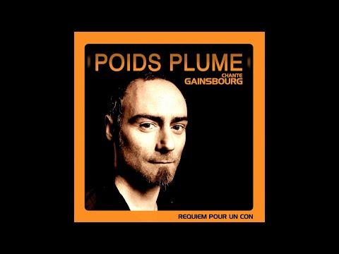 POIDS PLUME//COVER//REQUIEM POUR UN CON