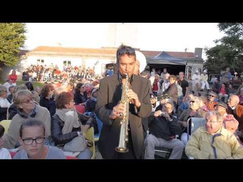 Jazz Au Phare - Le Rewind du 18 Août 2014