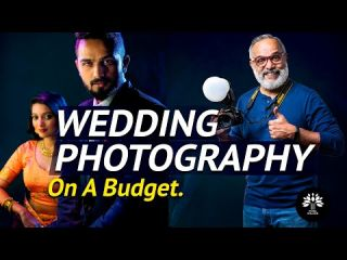 How to build your Wedding Photography Equipments on a Budget.