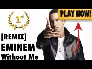 Eminem - Without Me [ OFFICIAL REMIX Goldybeats.com ] - Eminem Type Beat 2014