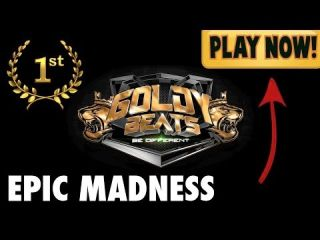 "Eminem Jay-Z ""EPIC MADNESS"" - GoldyBeats.com 
