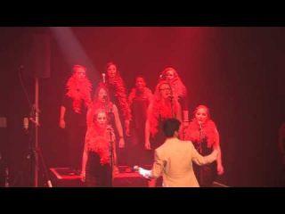 """Valentin Vierling concert salade """"Les Irréductibles"""" (réalisation Luc Babin et son équipe)"""