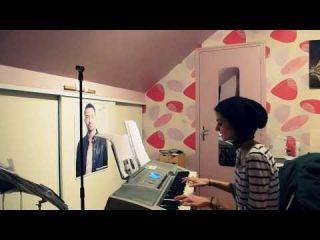 Caroline chante Sois Tranquille - Emmanuel Moire