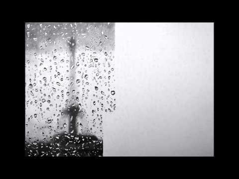 The rain...