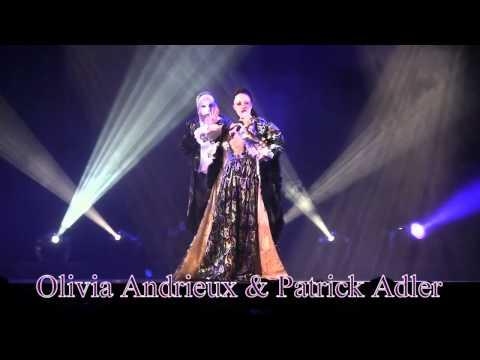 Fantôme de l'Opéra - duo de Patrick Adler et Olivia Andrieux