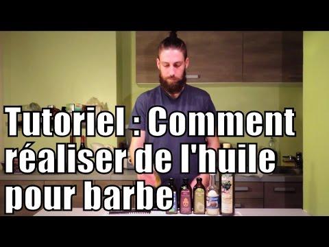 Tutoriel : comment réaliser de l'huile nourrissante pour barbe